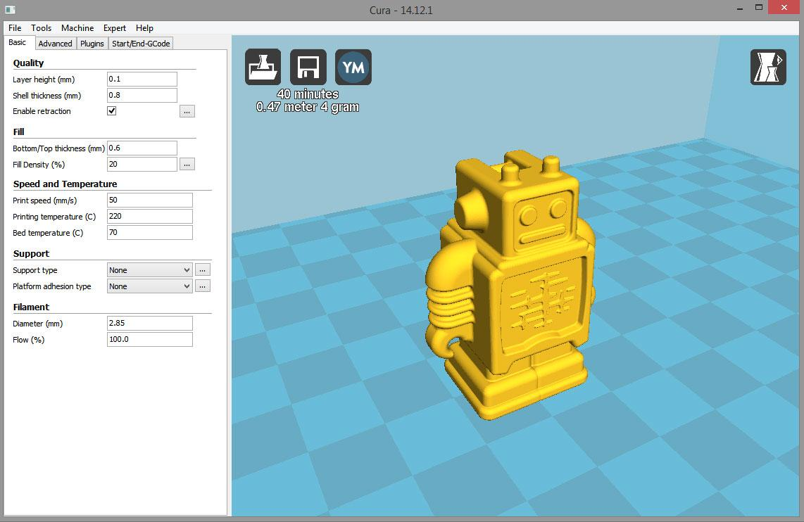 Software-Cura-Ultimaker-3d-2+-de-venta-en-3d-market