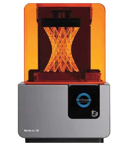impresora 3d resina
