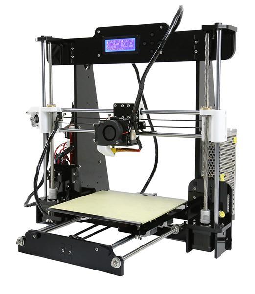 Anet a8 impresora 3d de venta en m xico en 3dmarket for Videos de impresoras 3d